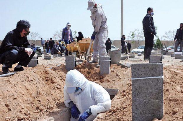 فوت ۴۸۶ بیمار کویید۱۹ در شبانه روز گذشته!