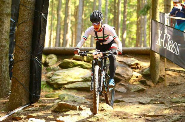 فرانک پرتو آذر : وجه قلبی دوچرخه سواری برای من بالاتر از مدال است