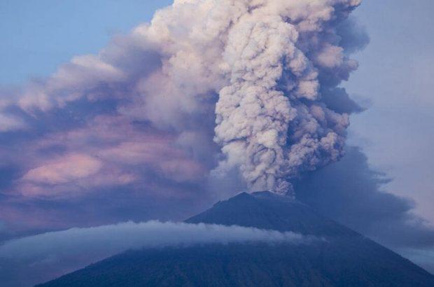 """هشدار فوران مجدد آتشفشان """"تال"""" در فیلیپین"""