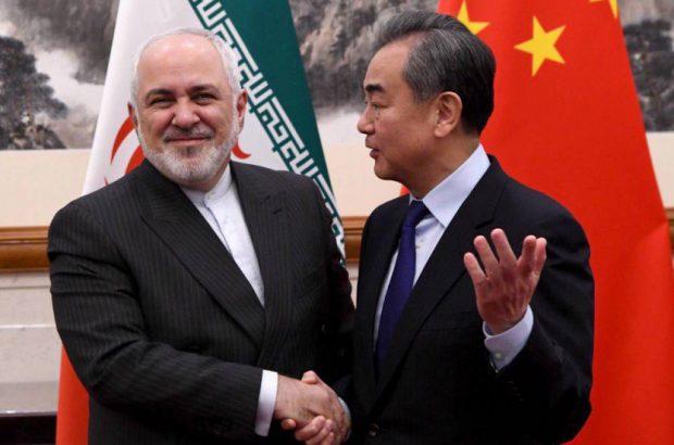 چین کارت ایران را بازی می کند