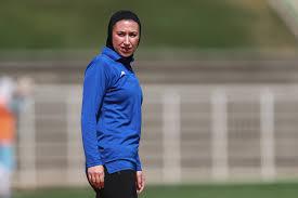فوتبال زنان و کتایون خسرویار /نمی خواهم آخرین باشم
