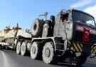 ادامه اعزام نیروهای نظامی ترکیه به مرز سوریه