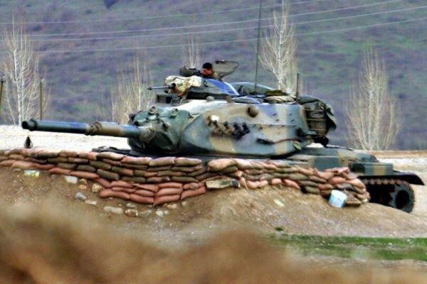 نیروهای کُرد ترکیه را به برپایی پایگاه نظامی در عراق متهم کردند