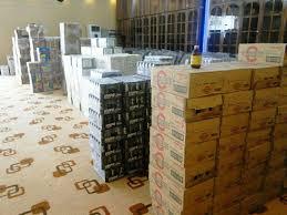 کشف محموله قاچاق ۴ میلیاردی در شهرستان خمیر