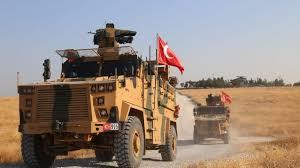 حمله ترکیه به شمال شرق سوریه